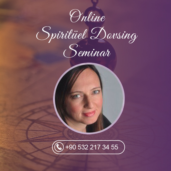Online Spiritual Dovsing Seminar