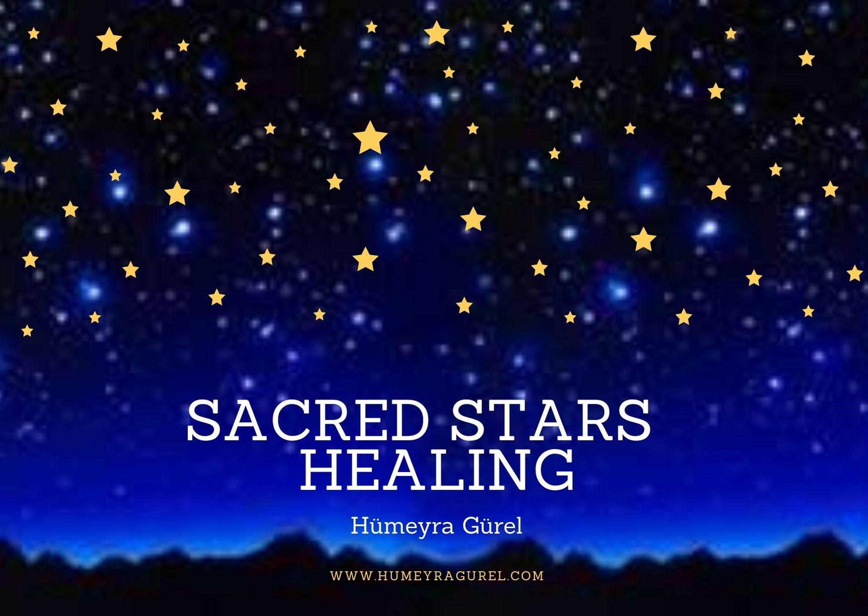 Sacred Stars Healing Seansı