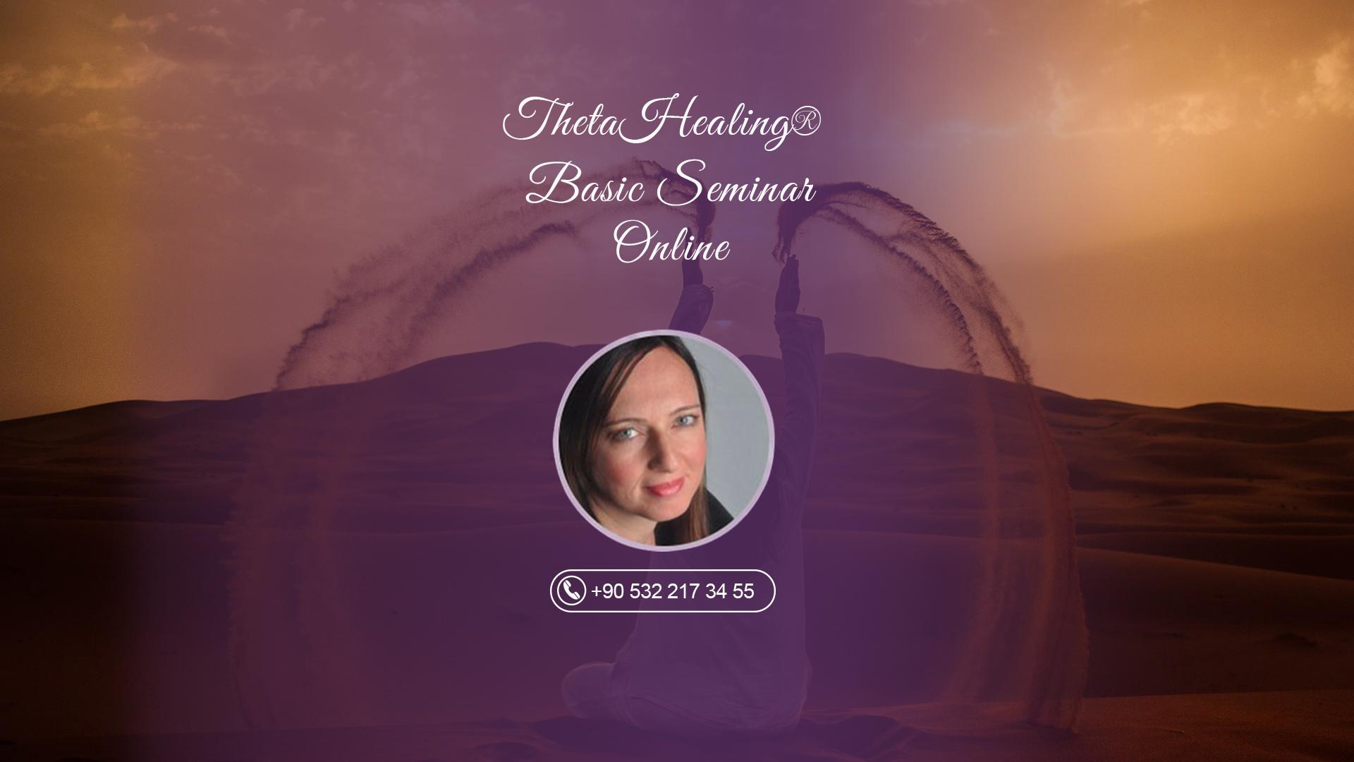 Theta Healing Basic -English