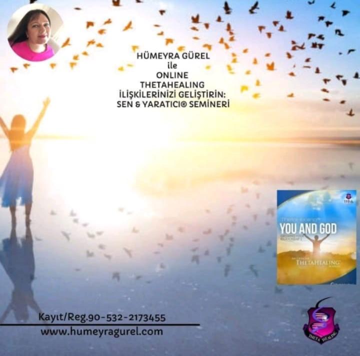 ThetaHealing - ThetaHealing® İlişkilerinizi Geliştirin-Sen & Yaradan